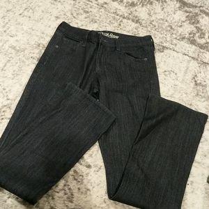 Old Navy Rockstar dark rinse jeans